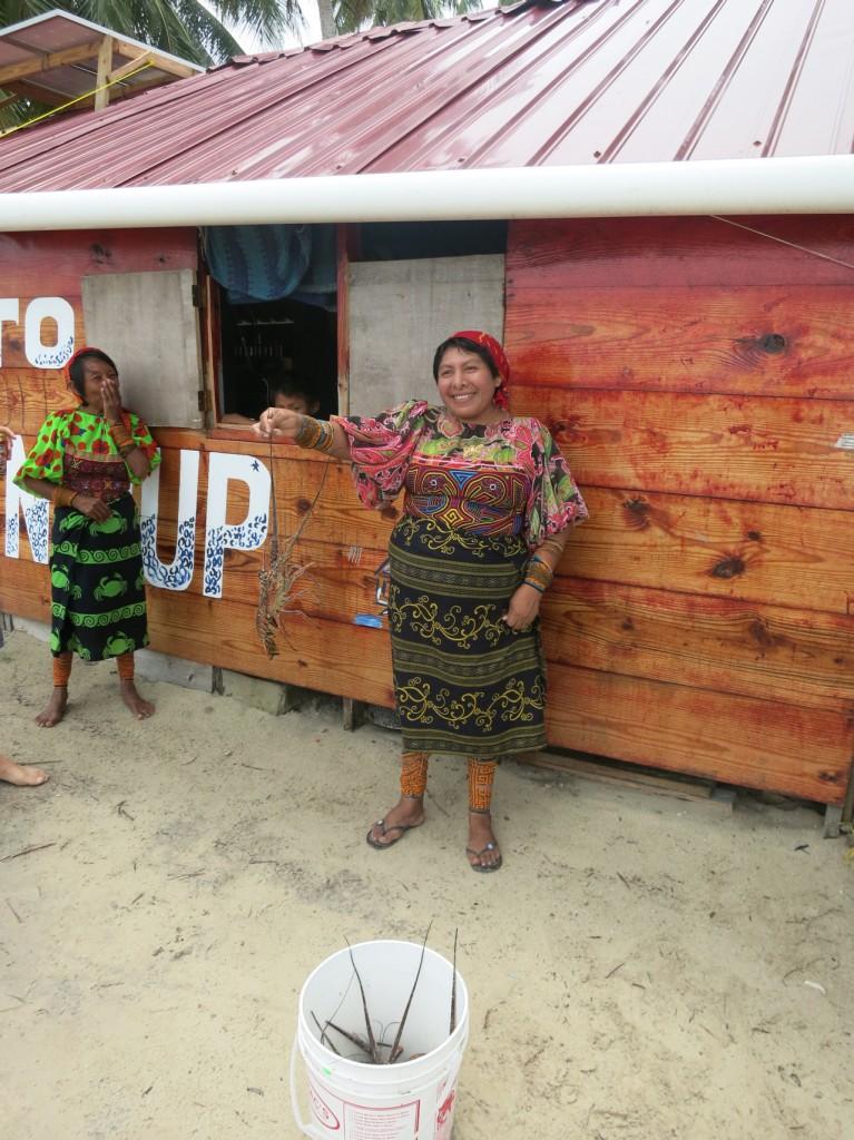 Ureinwohner in Panama